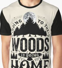 The Woods Graphic T-Shirt