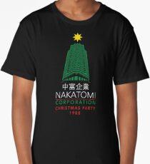 Nakatomi Corporation Christmas Party Tower Long T-Shirt