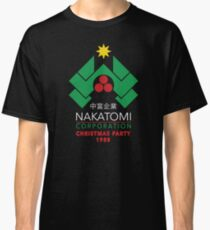 Nakatomi Corporation - Christmas Party Classic T-Shirt