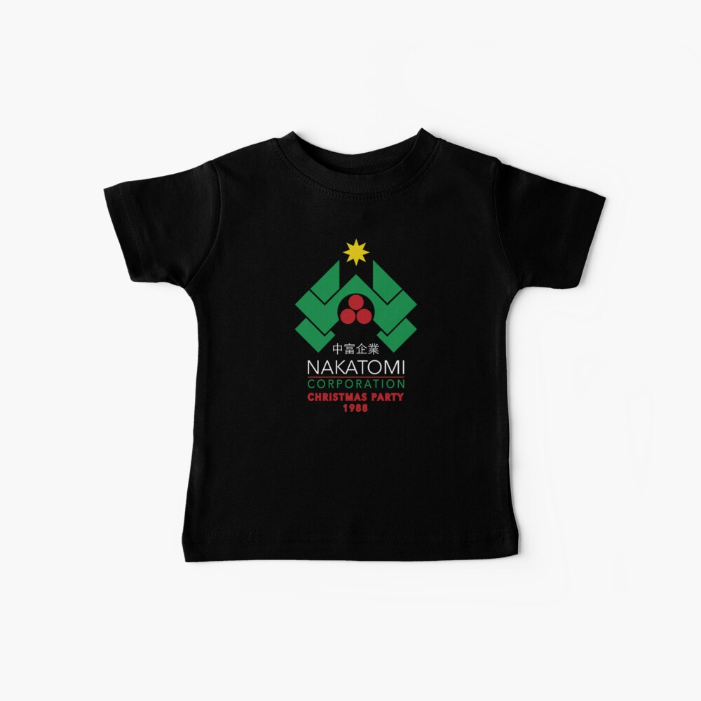 Nakatomi Corporation - Christmas Party Baby T-Shirt