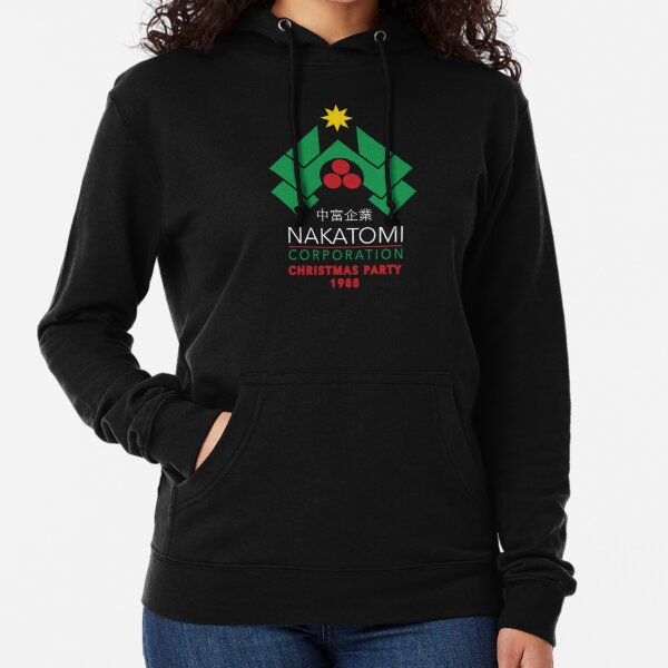 Merry Christmas Party Nakatomi Corporation 1988 Jumper Welcome to The Party Pal,Xmas Festive Gift Jumper Top Die Hard