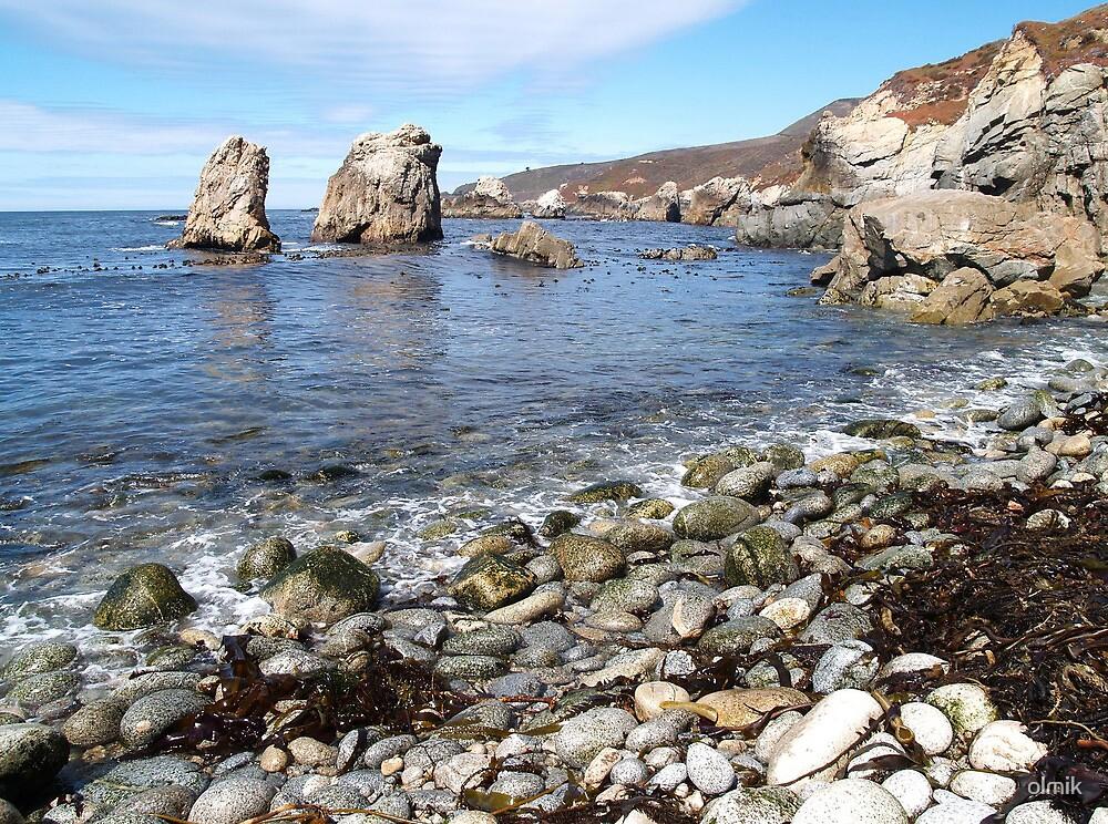 Rocky Beach by olmik