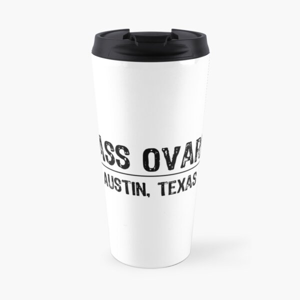 Block Logo Travel Mug