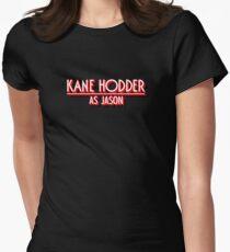Friday the 13th Part VIII: Jason Takes Manhattan | Kane Hodder as Jason Women's Fitted T-Shirt