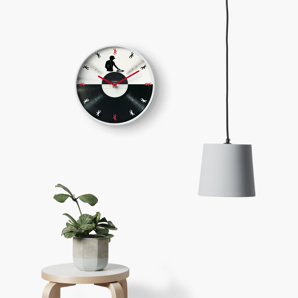 DJ Clock