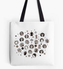 Netzwerke von Alison Atkin Tote Bag