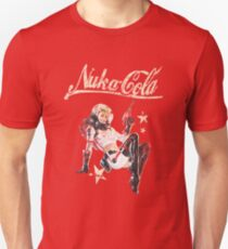 Nuka-Cola-Pinup Unisex T-Shirt