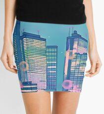 Classic Shoujo skies Mini Skirt