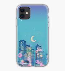 Classic Shoujo skies iPhone Case