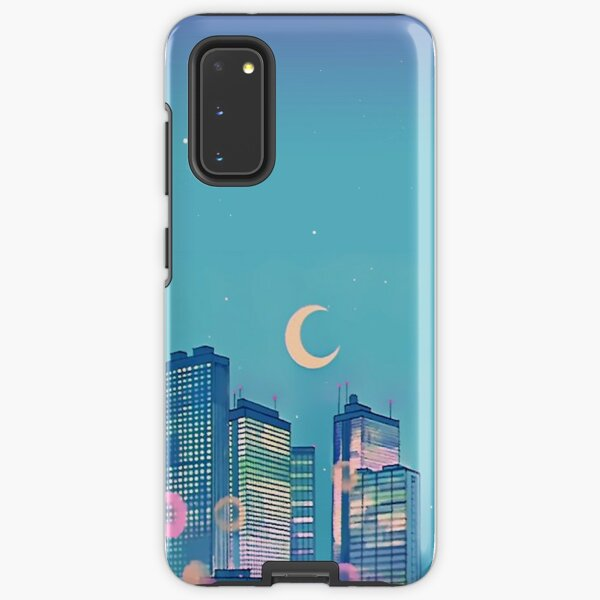 Classic Shoujo skies Samsung Galaxy Tough Case
