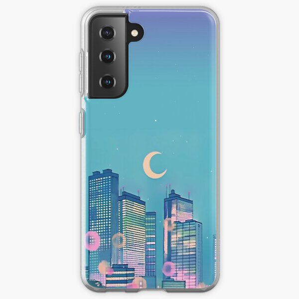 Classic Shoujo skies Samsung Galaxy Soft Case