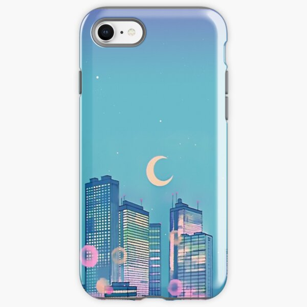 Classic Shoujo skies iPhone Tough Case