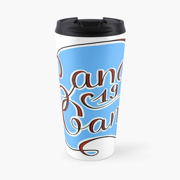 GanGang logo Travel Mug