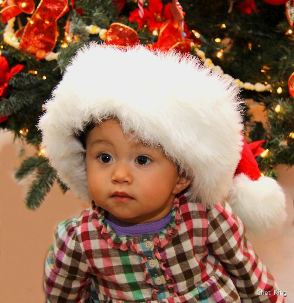 Lil Santa by Chet  King