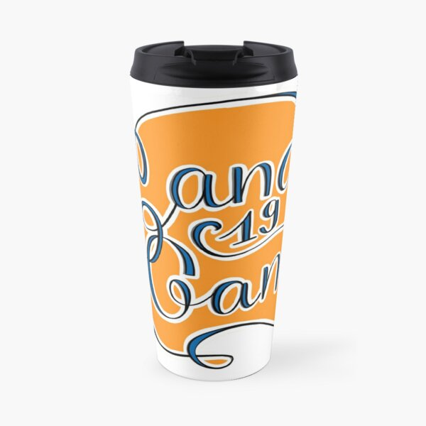 Gang Gang Logo Travel Mug
