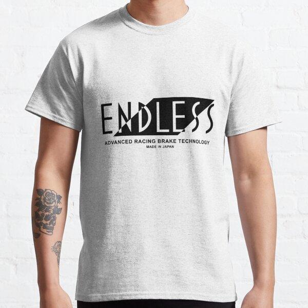 Logo vintage Endless Racing Brake V2 80s T-shirt classique