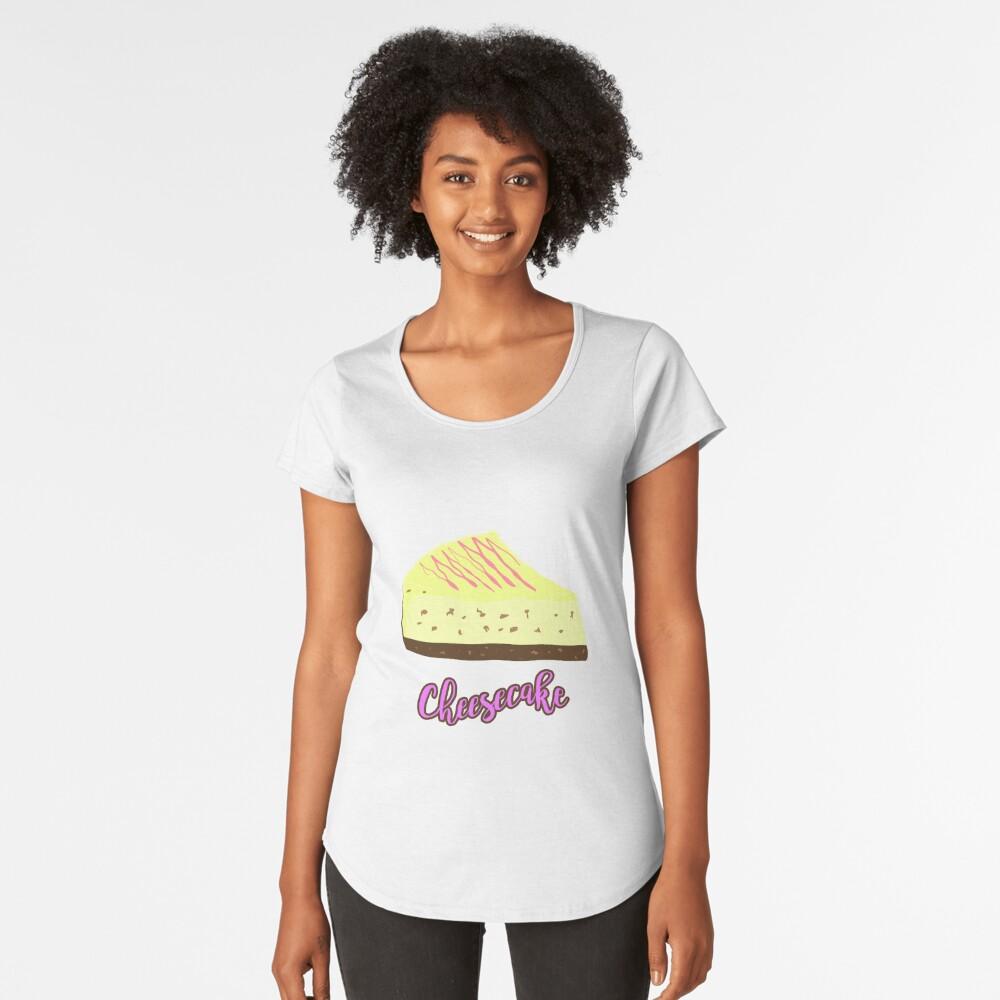 Cheesecake Women's Premium T-Shirt Front