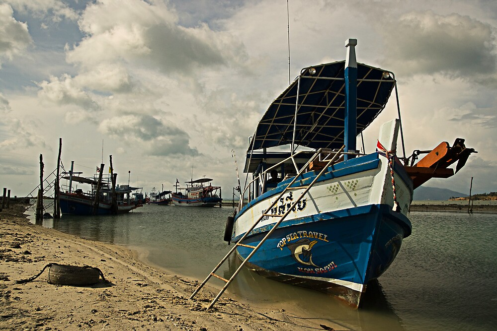 Boat Yard by ccao