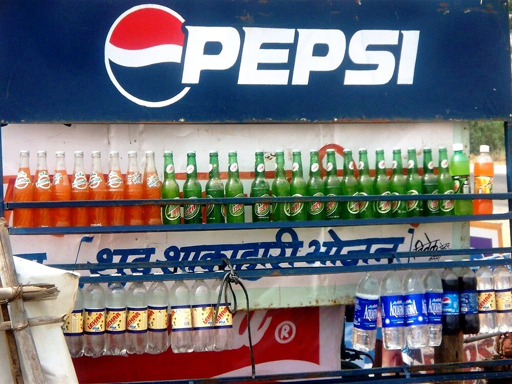 Pepsi Advertisment by Angie Spicer