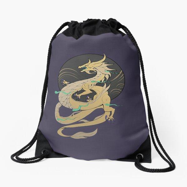 KDA Akali Logo Drawstring Bag