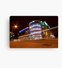 The CornerHouse, Nottingham England Canvas Print