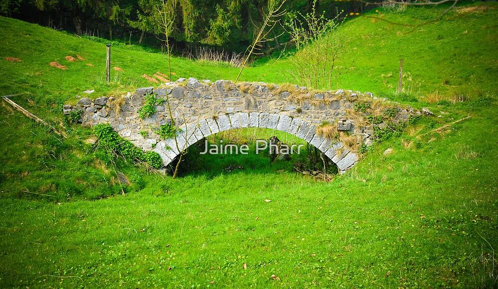 Footbridge by Jaime Pharr