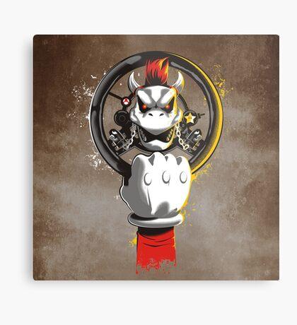 MAD KART Metal Print