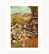 North Yorkshire Art Print
