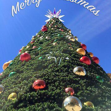 Hobart Christmas Tree by markhiggins