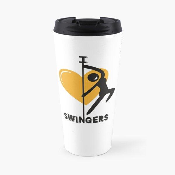 I <3 Swingers Travel Mug