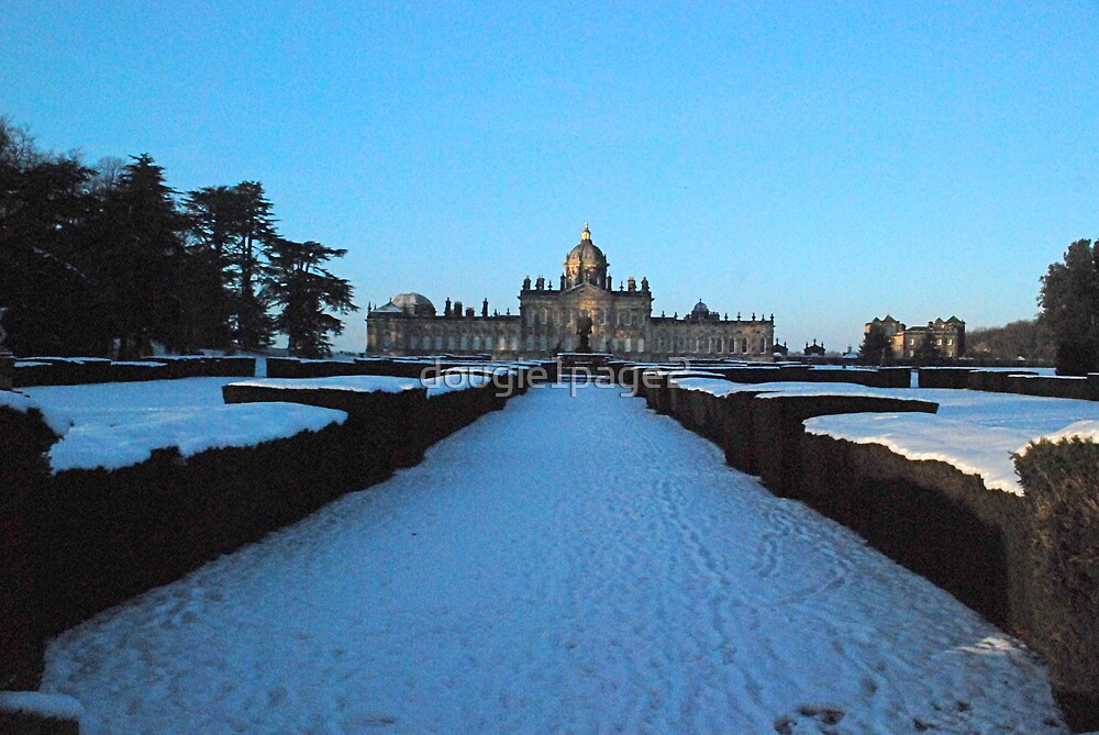 Castle Howard by dougie1page2