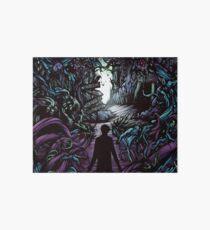 Ein Tag zum Erinnern an Homesick Album Cover ADTR Galeriedruck