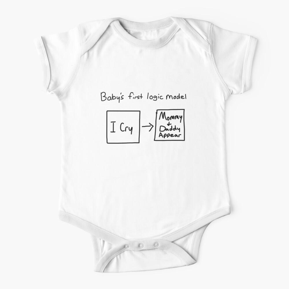 Babys erstes Logikmodell Baby Body