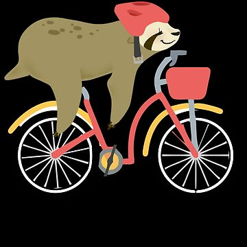 Sloth Cycling Team by DBA-Dezines