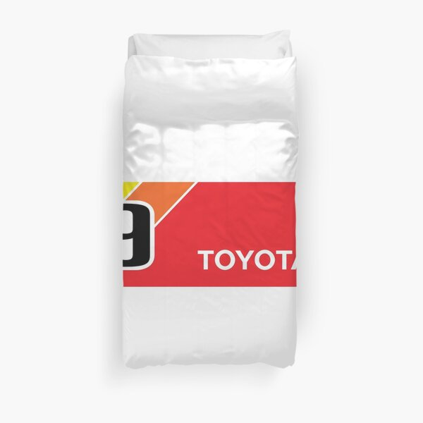 Toyota Eagle MKIII #99 IMSA GTP Duvet Cover