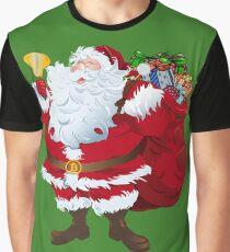 Santa, The Original HODLER Graphic T-Shirt
