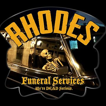 Rhodes Funeral Services by TheFlying6
