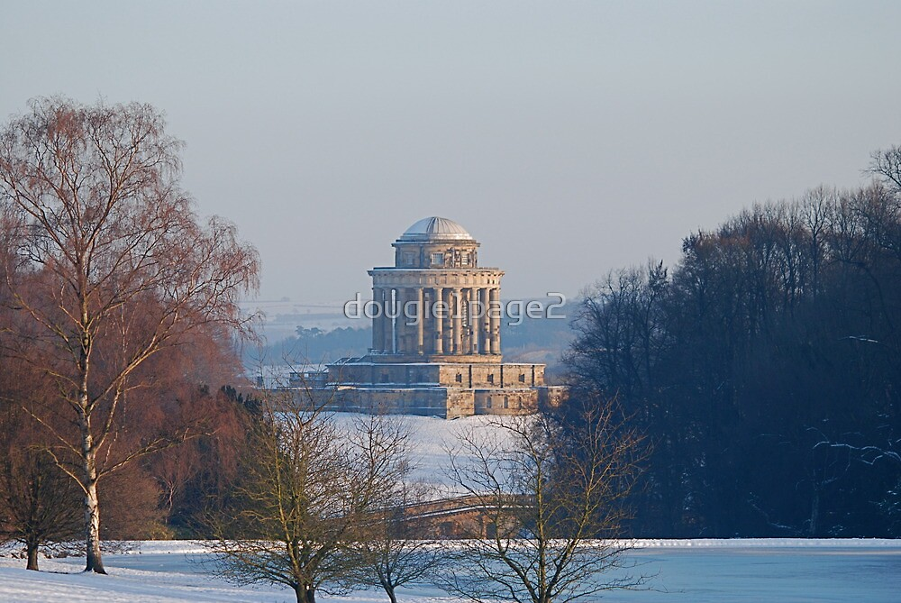 Castle Howard  The mausoleum by dougie1page2