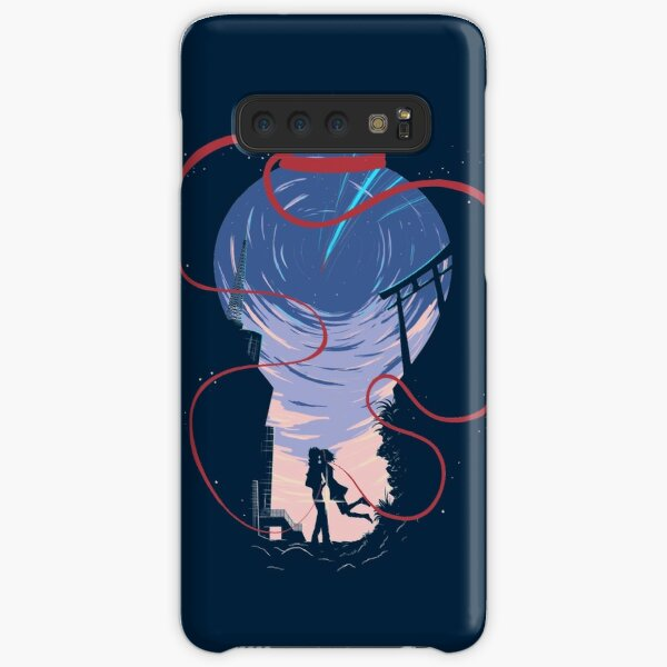 Unmei no akai ito Samsung Galaxy Snap Case