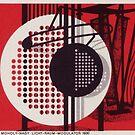 Bauhaus 1930...Licht Raum Modulator  by edsimoneit