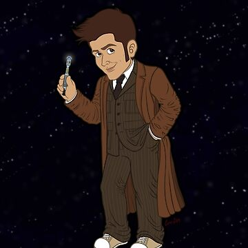 Tenth Doctor (Brown Suit) by mistina