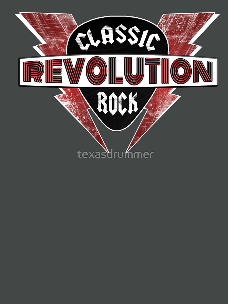 Classic Rock Revolution by texasdrummer