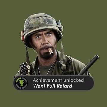 Lincoln Osiris - Achievement Unlocked by iWumbo