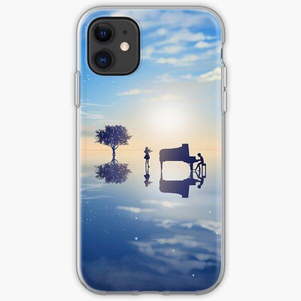 Your lie  iPhone Soft Case
