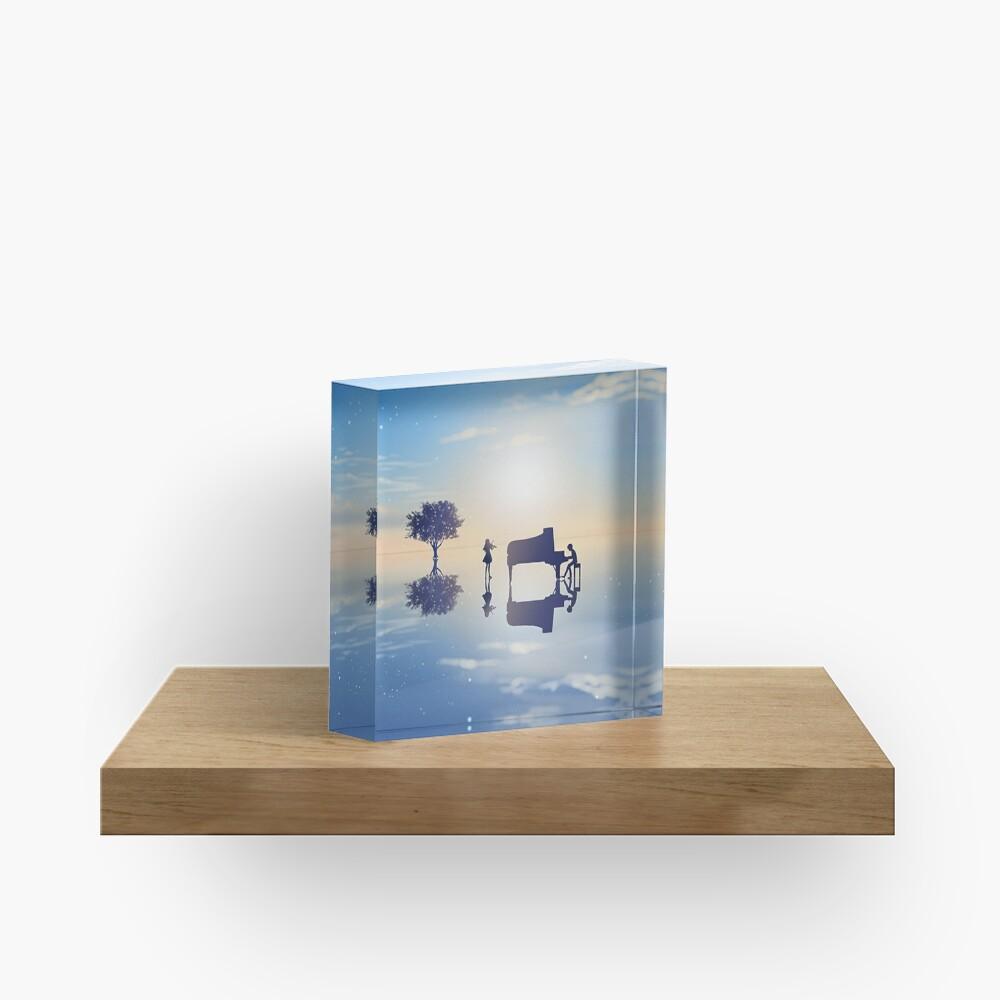 Your lie  Acrylic Block