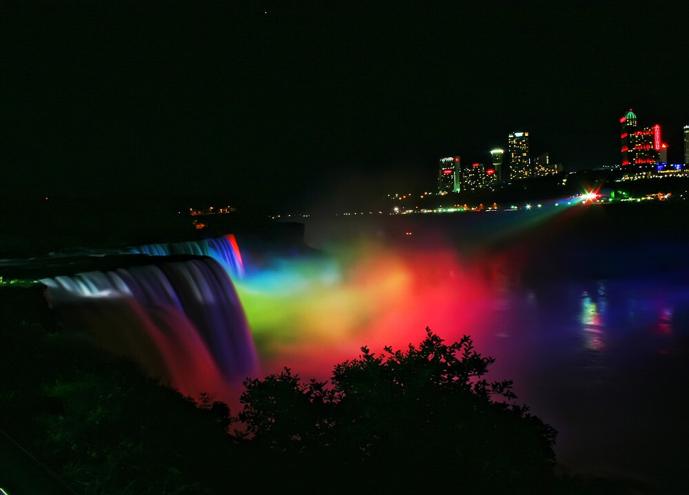 Niagara's Color Wonder by Nicholas Stankus