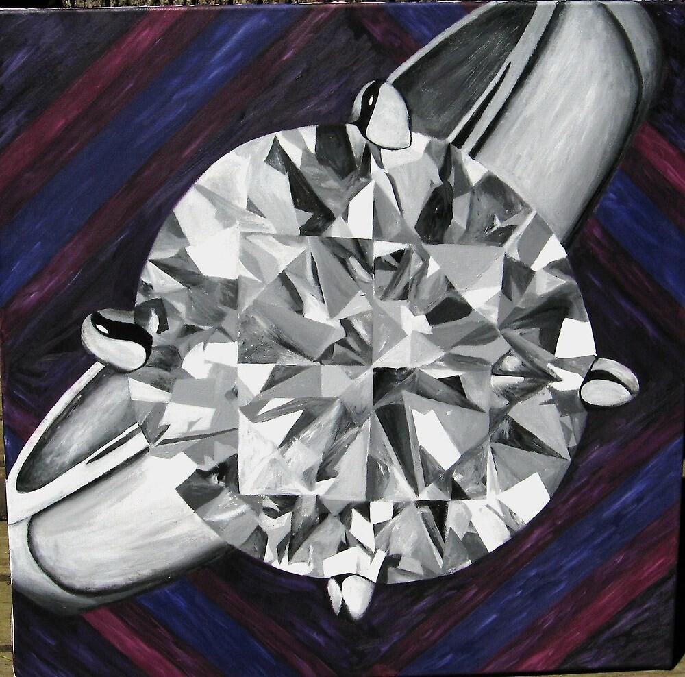 Diamond Grisaille by Meggo85