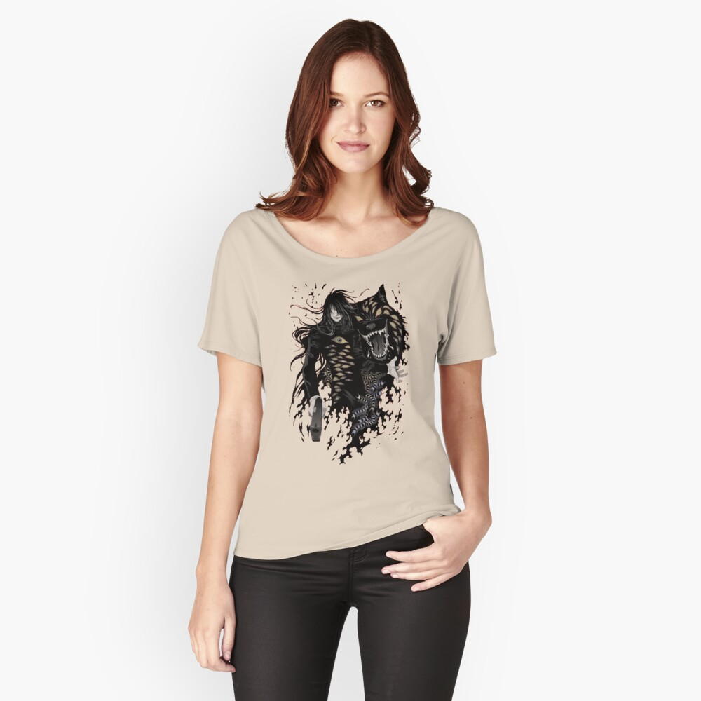 Hellsing Ultimate Relaxed Fit T-Shirt