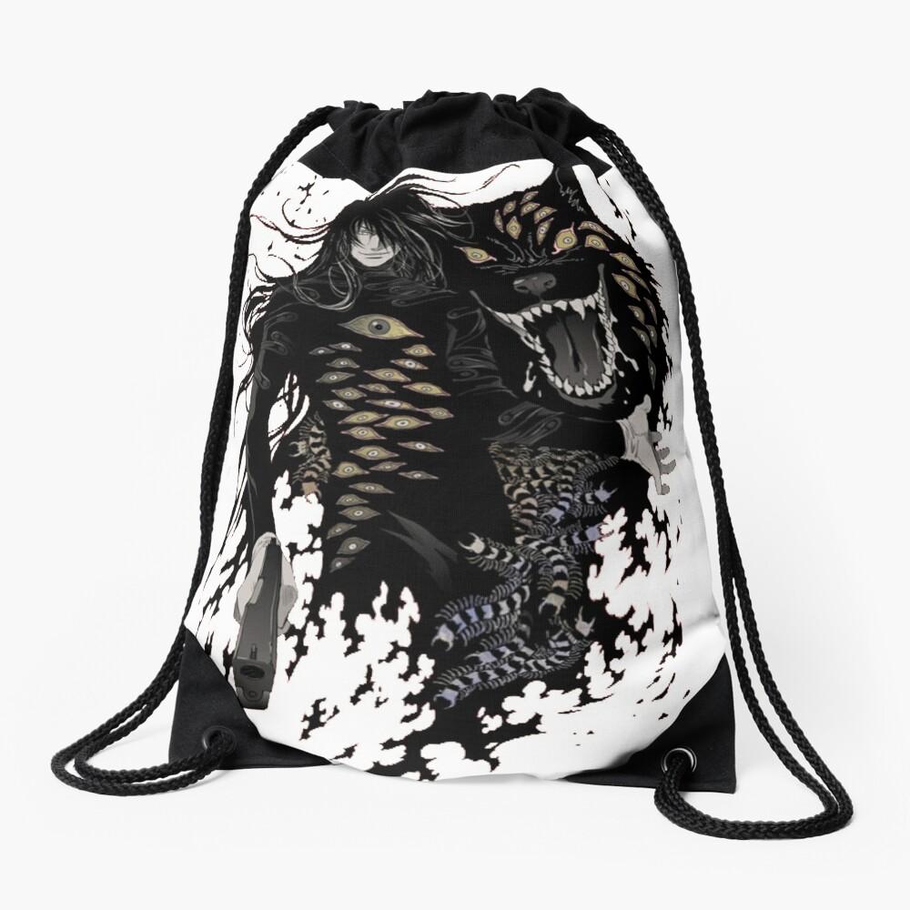 Hellsing Ultimate Drawstring Bag