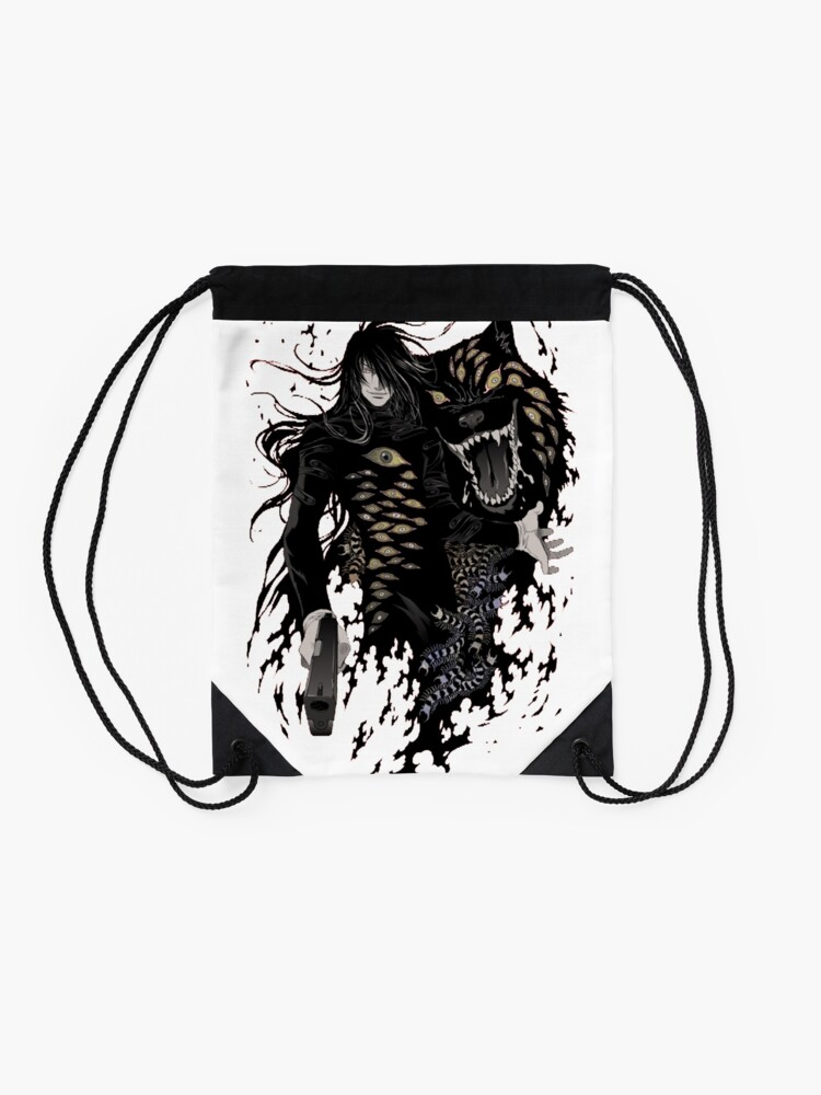 Alternate view of Hellsing Ultimate Drawstring Bag